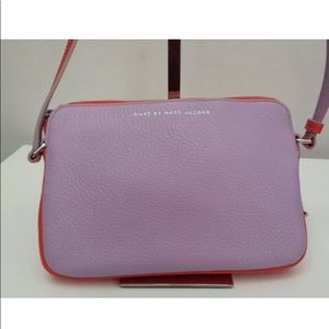 Marc by Marc Jacobs color block pastel crossbody